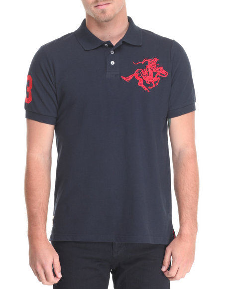Winchester Navy Polos