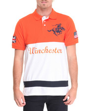 Winchester - Franklin Cut & Sew Pique Polo