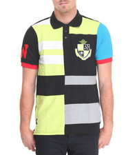 Winchester - Tesla Color Block Polo