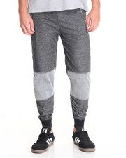 Buyers Picks - Marled Contrast Jogger
