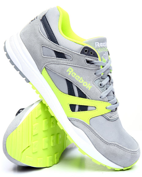 Reebok - Men Grey,Grey Ventilator Pop