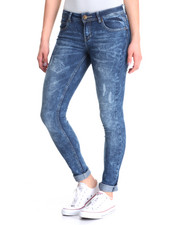 Women - Rebel By Right Curvy Fit Skinny Jean