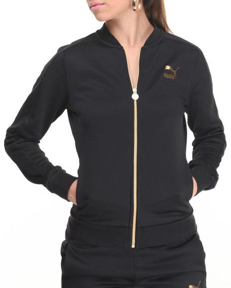 Puma - Women Black No. 1 Logo Track Jacket