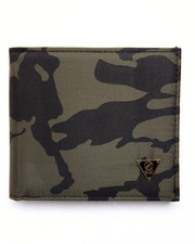 Men - CAMO BALLISTIC NYLON BIFOLD WALLET