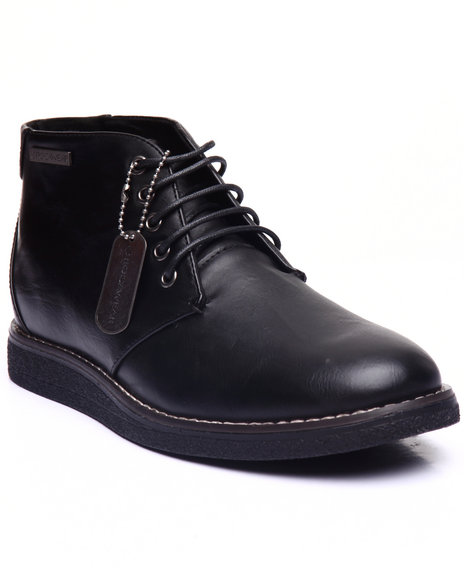 Rocawear Men Fred Boots Black 11