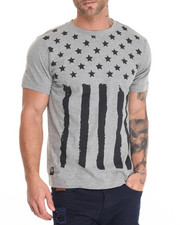 Men - Ford American Flag T-Shirt