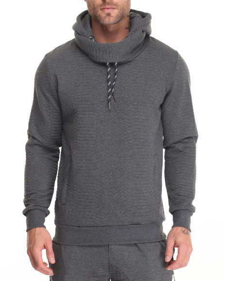 Shades of Black Charcoal Hoodies