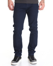 Men - Slim Rinsed Denim Jeans