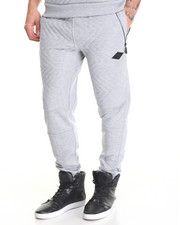 Jeans & Pants - Quilted Zig Zag Jogger