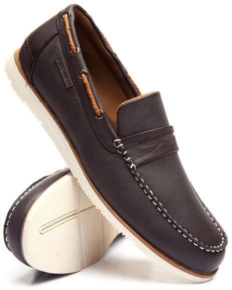 Rocawear Men Paul Shoes Brown 8.5