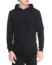 Hoodies - Dystopia 2.0 L/S Hooded Shirt