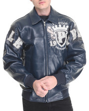 Outerwear - Prestige Leather Jacket