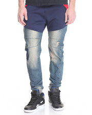 Men - Runner 4.0 Hybrid Fleece / Denim Joggers