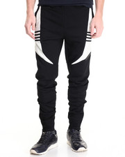 Men - 4 Stripe Fleece Joggers