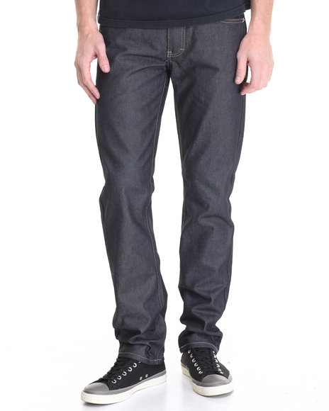 Winchester - Men Dark Wash Whitney Raw Denim Jeans