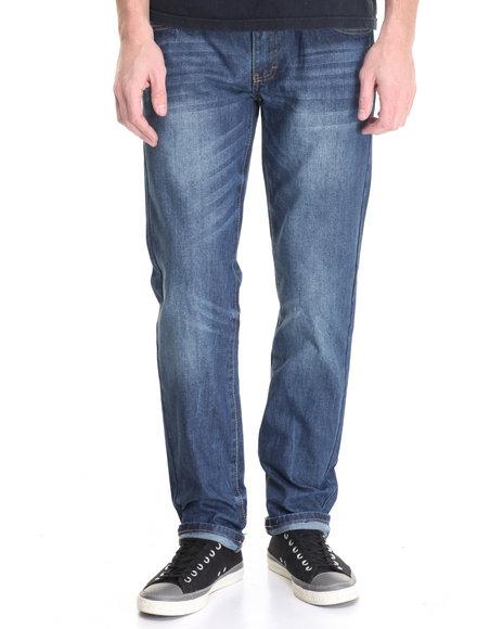 Winchester - Men Medium Wash Paine Washed Denim Jeans