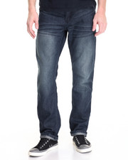 Jeans & Pants - Raw Diamond Destructed Applique Denim Jeans