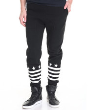 Jeans & Pants - Star & Stripe Jogger
