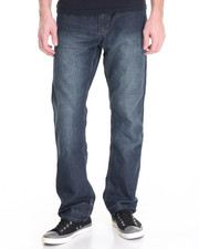 Jeans & Pants - Raw Diamond Fleur Back - Pocket Denim Jeans