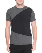 Men - Diamond Cut & Sew Tee