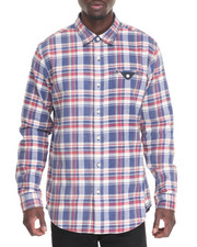 Button-downs - Camden Flannel L/S Button-down