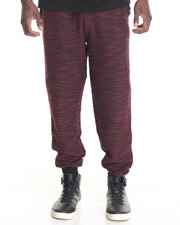 Men - Commanco Texture Specialty Knit Jogger