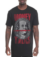T-Shirts - Money Talk S/S Tee