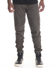 Buyers Picks - Twill Moto Jogger