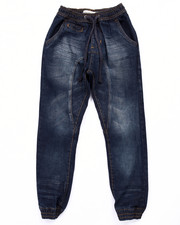 Sizes 8-20 - Big Kids - SAMURAI DENIM JOGGERS (8-20)