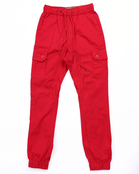 Arcade Styles Red Pants
