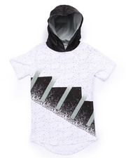 Arcade Styles - ASTRONOMICAL HOODED TEE (8-20)