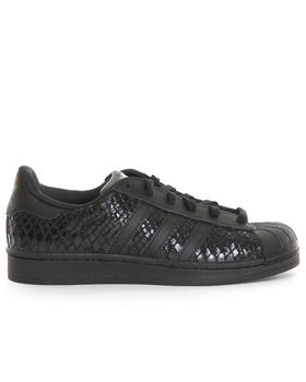 -FEATURES- - Superstar Snakeskin Sneakers