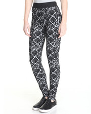 Bottoms - Jepsen Animal Textured Ponte Legging