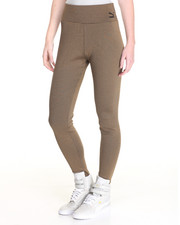 Puma - Metallic Ribbed Leggings