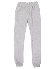 Sizes 8-20 - Big Kids - DISTRESSED JOGGERS (8-20)