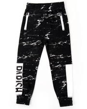 Bottoms - FRENCH TERRY HERITAGE JOGGERS (4-7)