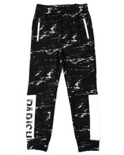 Sizes 8-20 - Big Kids - FRENCH TERRY HERITAGE JOGGERS (8-20)