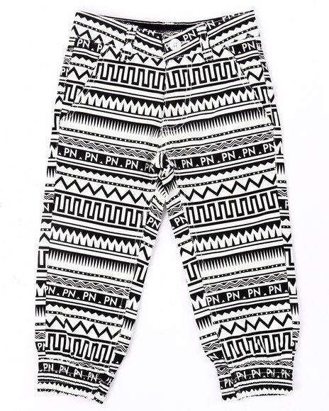 Parish White Pants