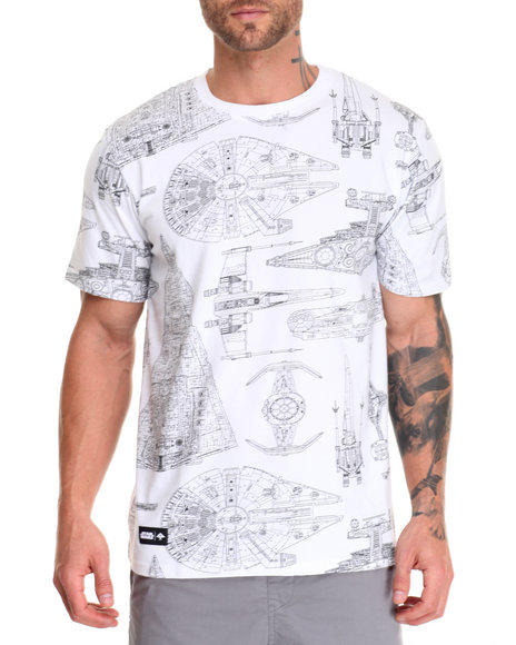 Lrg Men The Blueprint Tee White XX-Large
