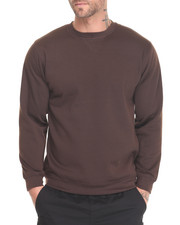 Basic Essentials - L/S Crewneck Sweatshirt
