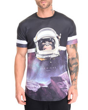 T-Shirts - Space Monkey S/S Tee