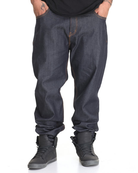 Lrg - Men Dark Wash Core Classic C47 Denim Jean (B&T)