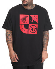 LRG - Lifted Cluster T-Shirt (B&T)