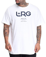 LRG - Earth Down T-Shirt (B&T)