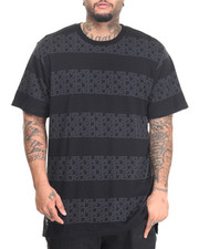 LRG - Monolith Long T-Shirt (B&T)