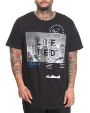 LRG - High City T-Shirt (B&T)