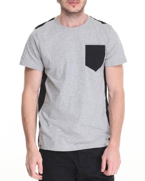 Akademiks Grey T-Shirts