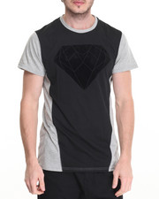 Men - Flock Diamond Tee