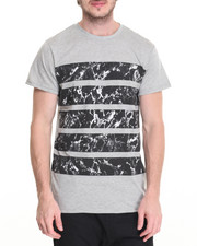 Men - Marble Stripe Tee