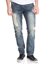 Jeans - Leopard Jeans